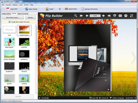 PDF to SWF Converter - Create SWF file from PDF [A-PDF.com]   PDF to SWF Converter - Create SWF flash flipbook from PDF   Scoop.it