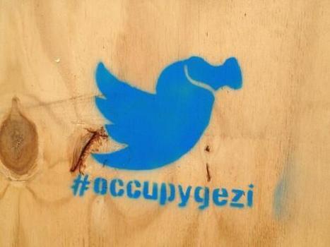 Twitter / 57UN: #OccupyGezi graffiti spotted ... | whatshappeninginTurkey | Scoop.it
