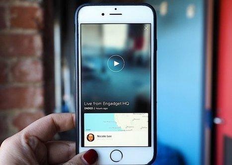 L'application Periscope en 3 questions | Inbound Marketing et Communication BtoB | Scoop.it