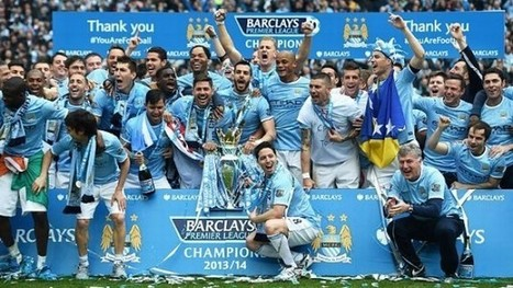 Why Manchester City won the English Premier League - | | High Performance Organisation | Scoop.it