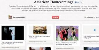 Pinterest, un outil idéal pour valoriser le travail des rédactions | Le journalisme de papa est mort | Scoop.it