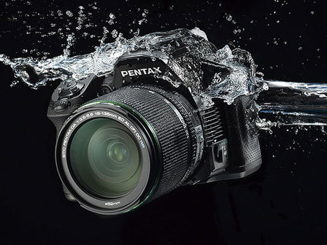 Pentax confirme l'existence d'un réflex «full frame»   Jaclen 's photographie   Scoop.it