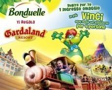 Bonduelle regala un biglietto omaggio per Gardaland   Gardaland 2013: biglietti omaggio e ingressi gratis   Scoop.it