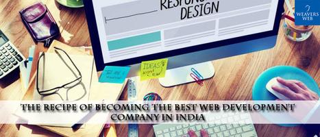 Recipe From the Best Web Development Company in India | Web Design, Development and Digital Marketing | Scoop.it