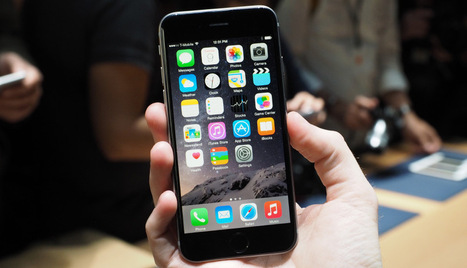 The Gadget Code: Empty your Pockets: Unlocked iPhone 6 and iPhone 6 Plus Prices for US, UK, France and More | Technology | Scoop.it