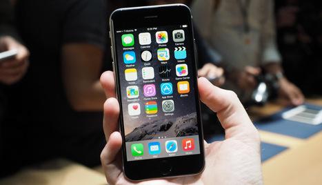 Apple bate su propio récord vendiendo 4 millones de iPhone 6 en 24 horas | Tecnología 2015 | Scoop.it