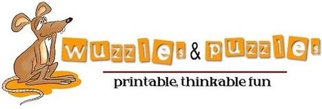 Free Word Puzzles - Wuzzles | ScienceStuff | Scoop.it