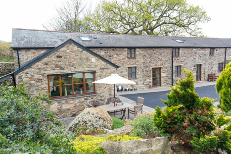 Todsworthy Farm - Cider Press Holiday Cottage, accommodation for disabled in Gunnislake, Cornwall, United Kingdom - Handiscover | Accessible Tourism | Scoop.it