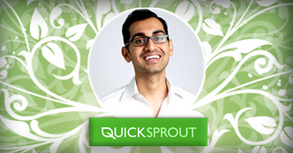 Blogger Profile: How Patel Makes Millions with Quick Sprout | Things that matters | Scoop.it