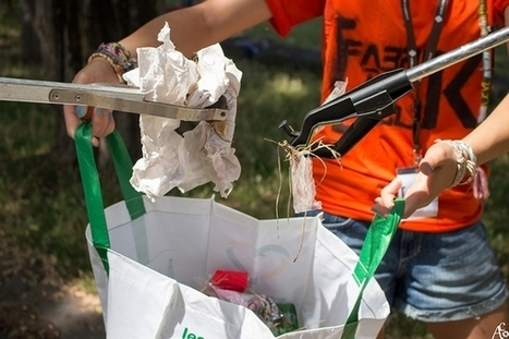 We Waste : des collectes de déchets pour nettoyer la nature | EFFICYCLE | Scoop.it
