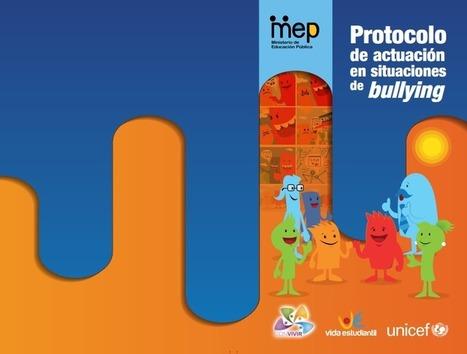 Protocolo de actuación en situaciones de bullying (PDF) - UNICEF - Psyciencia | Universidad 3.0 | Scoop.it