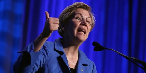 Elizabeth Warren Challenges Clinton, Sanders to Prosecute Corporate Crime Better Than Obama | 21st_Century Good: Social and Content | Scoop.it