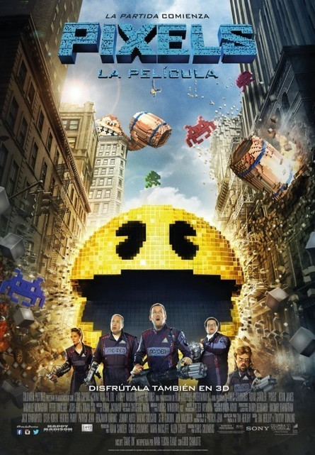 Pixels İzle   Full HD 2015   film izle   Scoop.it