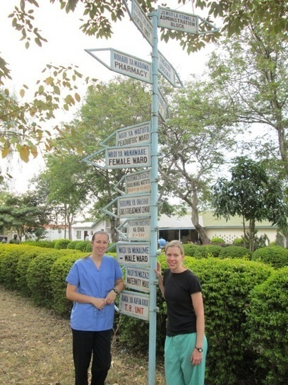 """Laura Volunteer in Arusha, Tanzania 