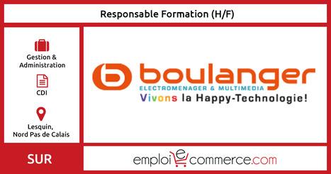 [CDI] Responsable Formation (H/F) - Lesquin | Communauté du e-commerce | Scoop.it