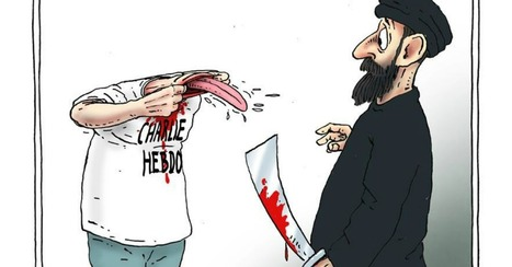 ARTIST: How Are Cartoonists Around the World Are Fighting Back Against Terrorists? | PASSIONS | Scoop.it