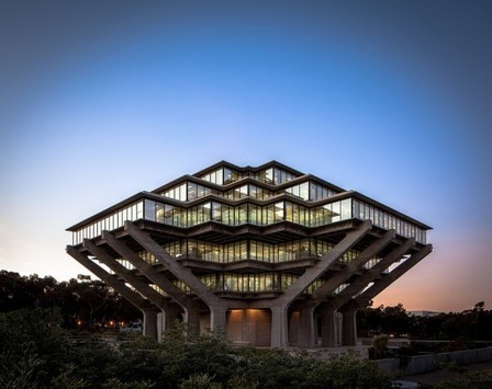 University of California San Diego - UCSD: A Built History of Modernism | The Architecture of the City | Scoop.it
