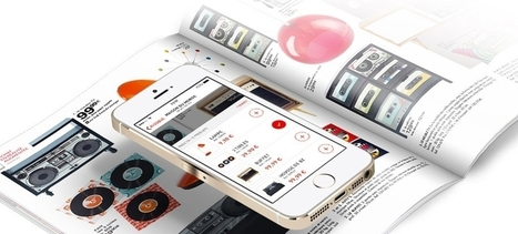 Overlay, l'application qui permet d'acheter online depuis un catalogue papier | Digital Watch | Scoop.it