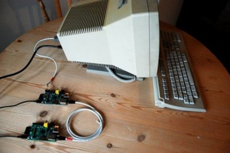 A Raspberry Pi (VAX) Cluster » DesignSpark | Sam Tse | Scoop.it
