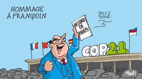 Climat: qu'y a-t-il vraiment dans l'accord de Paris? | Justice climatique et négociations multilatérales | Scoop.it