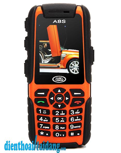 Landrover A8s | Điện thoại chống va đập xem TIVI | Dien thoai Hai Dang .com | Scoop.it
