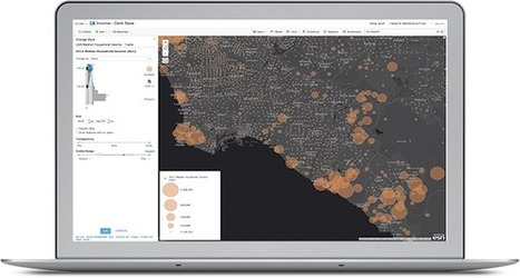 Smart Mapping Workflows | Esri Insider | Everything is related to everything else | Scoop.it