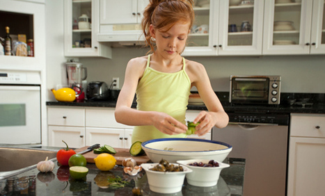 Tweens in the Kitchen: Cooking with Your Big Kid <br/> at Epicurious.com | Local Food Systems | Scoop.it