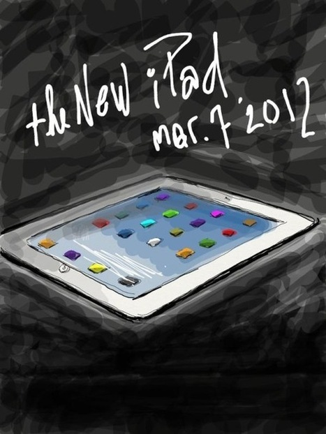 Hands on with the new iPad | iPads in Education Daily | Scoop.it