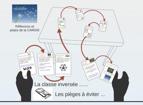 Un dossier complet sur la classe inversée - Prim à bord | La classe inversée - Flipped classroom | Scoop.it