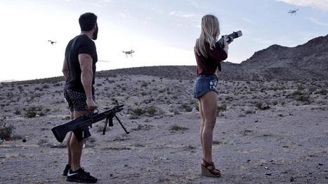 Les stars californiennes n'auront plus à craindre les drones de paparazzi | Geeks | Scoop.it