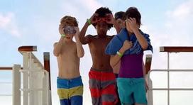 "Carnival Cruise Lines ""Bobslide"" Shazam TV Spot - Great-Ads | Cruise ship restaurants | Scoop.it"