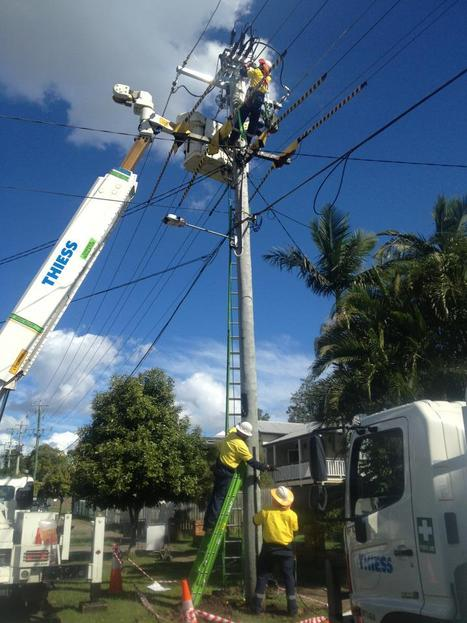 Powerline Workers | OHS in the workplace | Scoop.it
