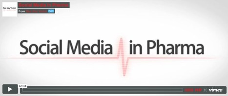 Social Media in Pharma | Pharma | Scoop.it