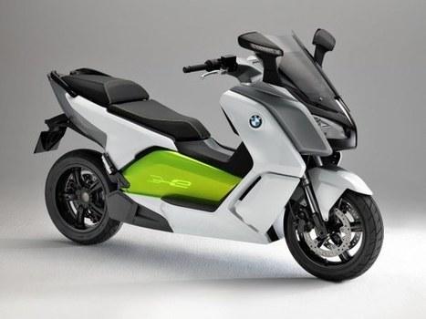 BMW lance la production de son maxi-scooter électrique | Tesla Motors (+ other electric cars news) | Scoop.it