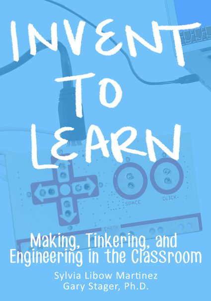 """STEAM: Creating A Maker Mindset"" by @vvrotny and @speterson224 