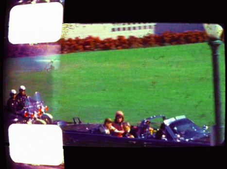 JFK: What the Zapruder film really means - Entertainment Weekly (blog) | News from Libya | Scoop.it