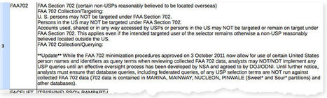 NSA loophole allows warrantless search for US citizens' emails and phone calls | Nerd Vittles Daily Dump | Scoop.it