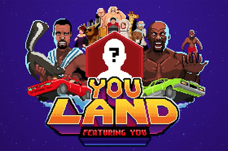 Old Spice Makes a Customizable Video Game Starring You | Digital Marketing Strategy | Scoop.it