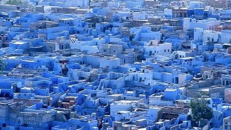 Jodhpur : la ville bleue   I love it !   Scoop.it