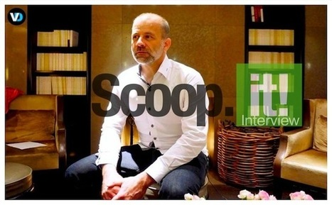"Interview Marc Rougier (@Scoop.it) : La curation ou comment ""habiter le Web"" 