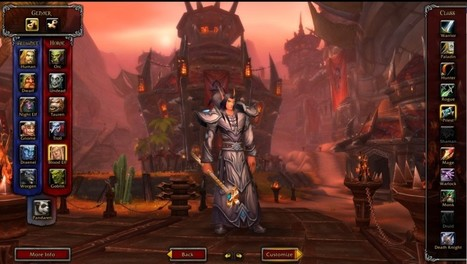 World of Warcraft Races, Classes and Faction Guide | SEO and Social Media in Technology | Scoop.it