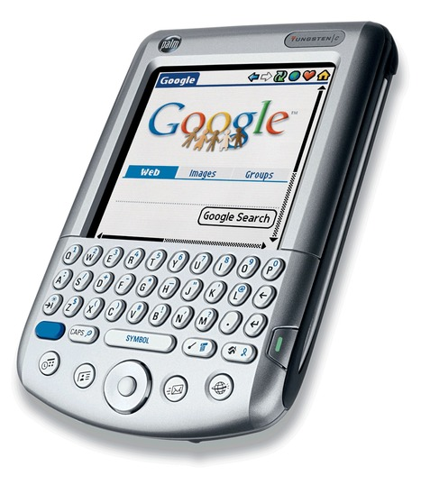 Palm - Tungsten C | Personal Digital Assistant of our Childhood | Scoop.it