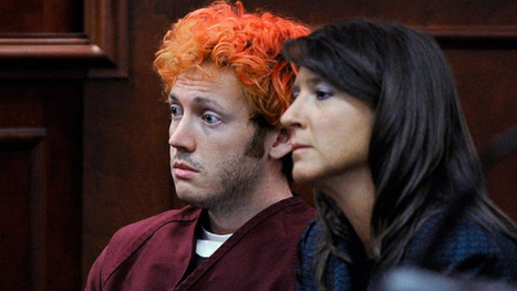Judge orders new sanity evaluation for accused Colorado movie theater shooter | Criminology | Scoop.it