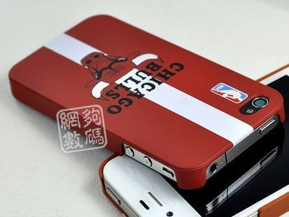 Chicago Bulls iPhone 4, 4S protective case | Apple iPhone and i