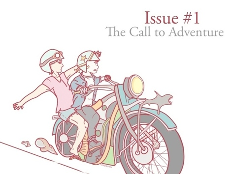 "Hot New Lit Journal qu.ee/r Is Here With ""A Call To Adventure""! - Autostraddle 