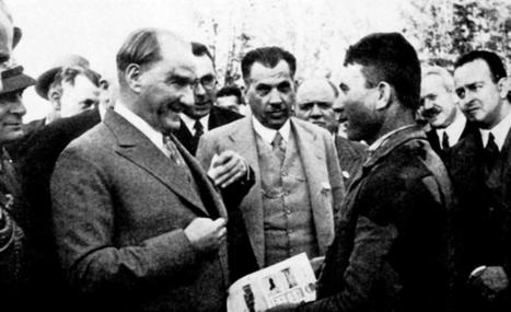 Atatürk'ün Kariyer ve Meslek seçimi üzerine görüşleri   Yetenek ve Kariyer   Yıllar önce Atatürk'ün söyledikleri hala bizi aydınlatmaya devam ediyor.   Scoop.it