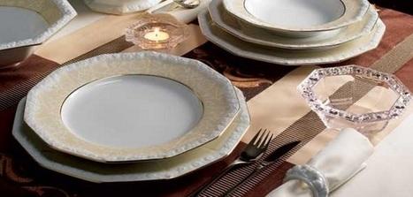 Rosenthal Servise - Porselen Servise med Tradisjoner | Bestikk og Servise | Scoop.it
