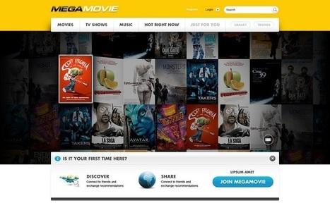 Kim Dotcom desvela MEGAMOVIE: Series, películas y música online   Nostalgias Samarias   Scoop.it