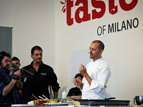 Taste of Milano: chef e dintorni - LeiWeb | Handmade in Italy | Scoop.it