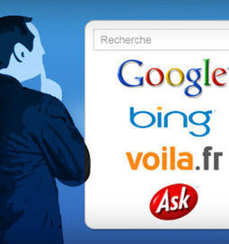 Le Top 5 des moteurs de recherche en France | Data privacy & security | Scoop.it